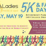 Lords & Ladies 5K & Family Day!